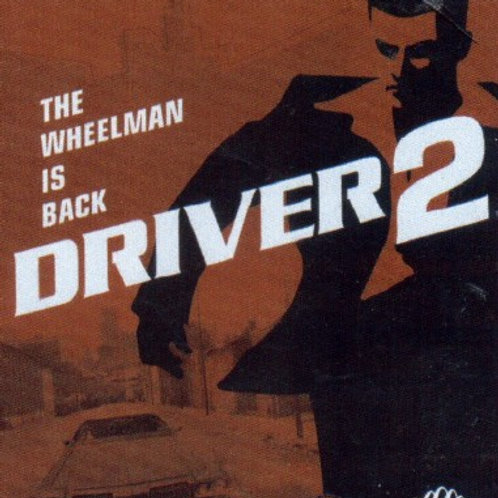 Driver 2 (Playstation 1 Game)