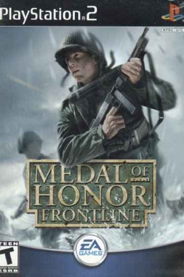Medal of Honor Frontline (Playstation 2 game)