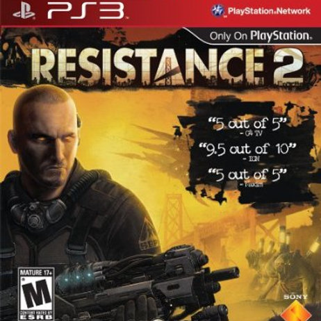 RESISTANCE 2 P3
