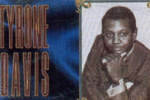 Tyrone Davis-GREATEST HITS-CASSETTE