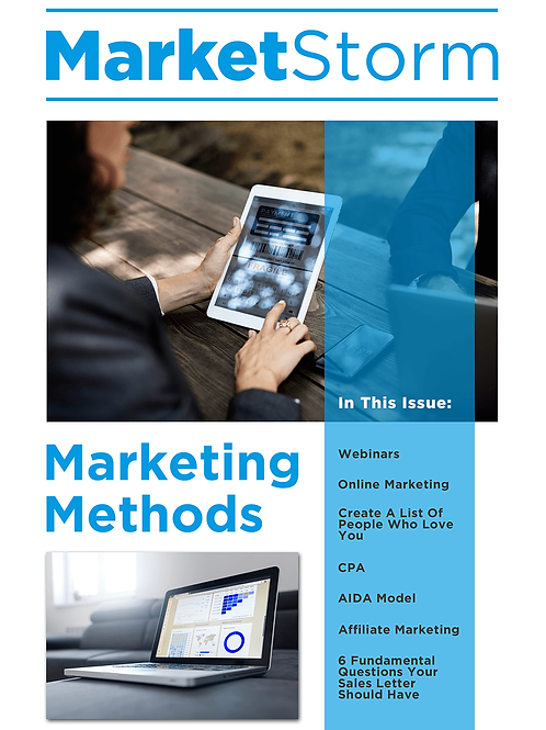 MARKETING METHODS