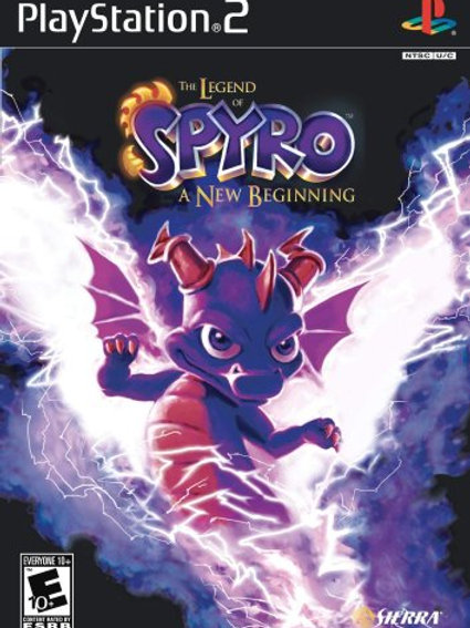 SPYRO A NEW BEGINNING P2