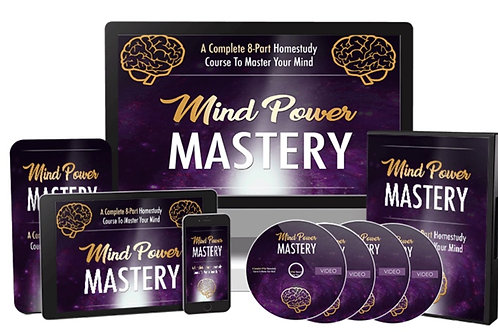 Power Mindset Mastery