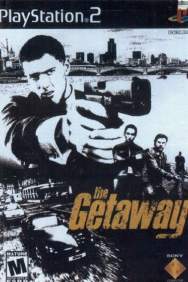 The Getaway (Playstation 2 Game)