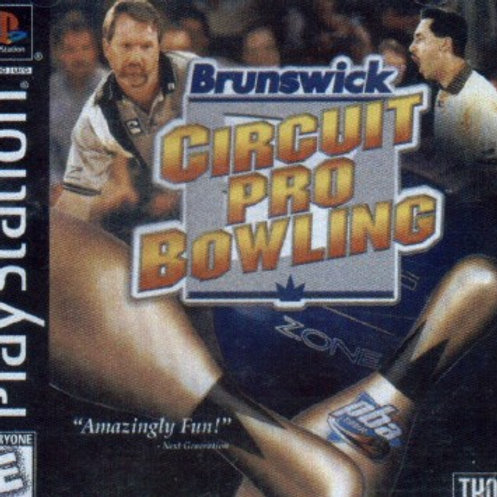Circuit Pro Bowling (Playstation I Game)