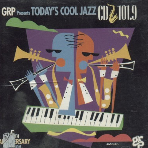 GRP presents: TODAY'S COOL JAZZ CD 101.9