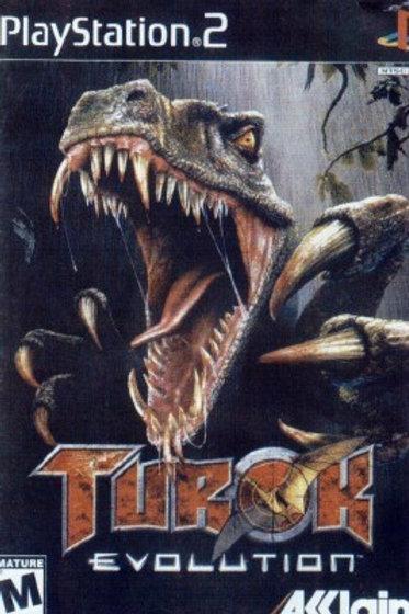 TUROK EVOLUTION (Playstation 2 Game)
