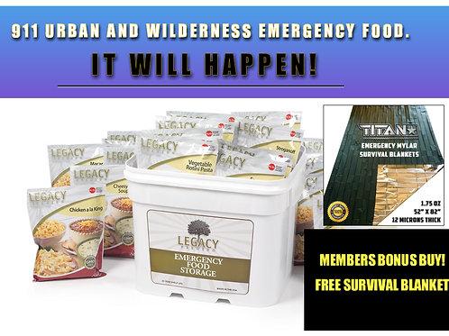 911 FOOD EMERGENCY