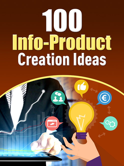 100InfoproductCreationIdeas