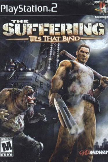 The Suffering (Playstation 2 Game)