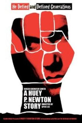 A Huey P. Newton Story-DVD