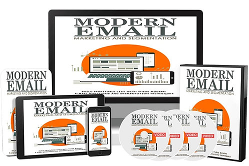 Modern Email Marketing
