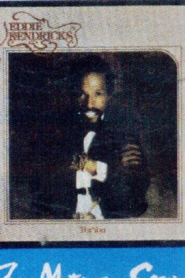Eddie Kendricks For you- CASSETTE