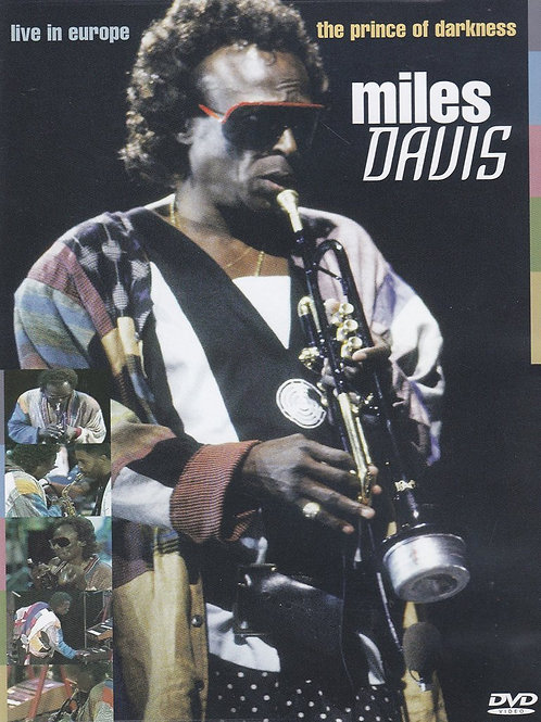 Miles Davis: The Prince of Darkness -DVD
