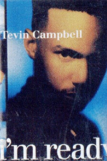 Tevin Campbell I'm Ready-CASSETTE