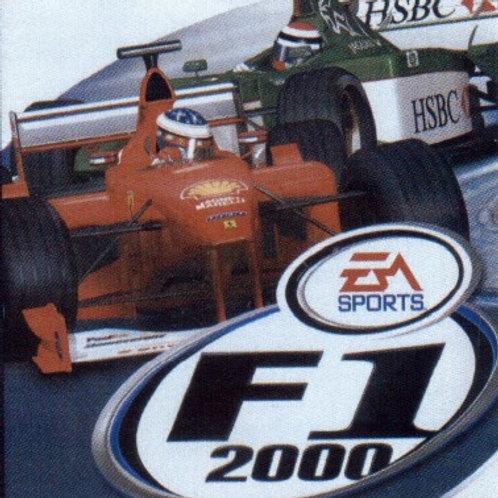 Formula 1 Racing 2000 (Playstation 1 game)