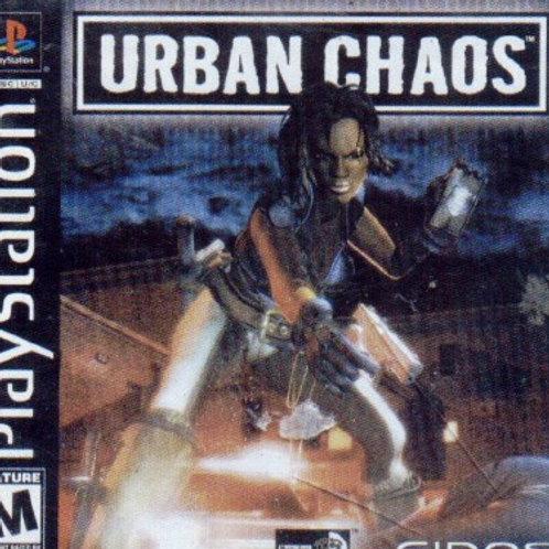 Urban Chaos (Playstation 1 game)