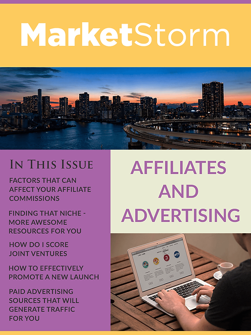 AFFILIATES AND ADVERTISING