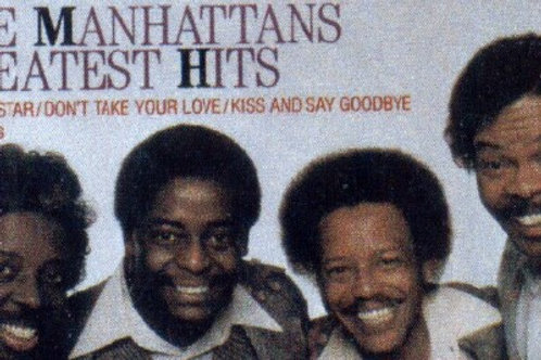 The Manhattans Greatest hits-CASSETTE