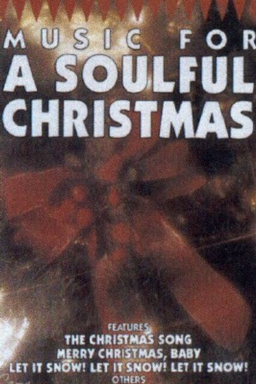 Music for a Soulful Christmas-CASSETTE
