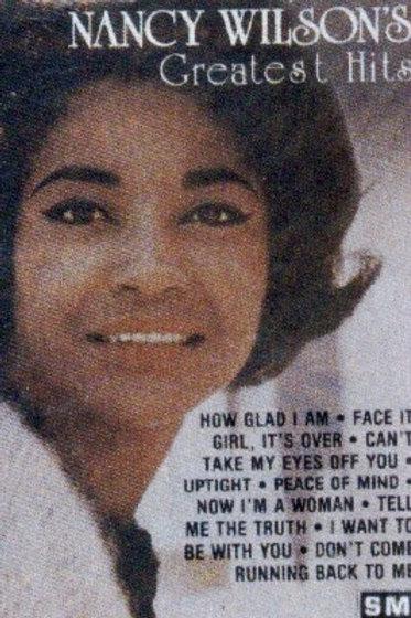 Nancy Wilson Greatest Hits-CASSETTE