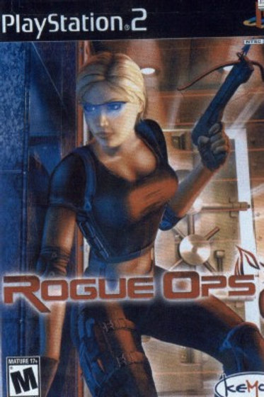 Rogue Ops (PLaystation 2 Game)