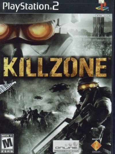 Kill Zone (Playstation 2 game)