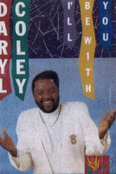 Daryl Coley I'll be with you-CASSETTE