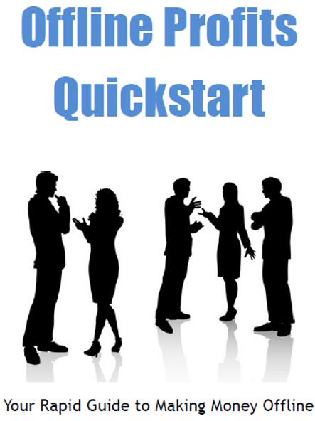 Offline Profits Quickstart.