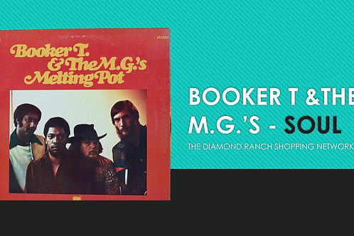 BOOKER T AND THE M.G.'S