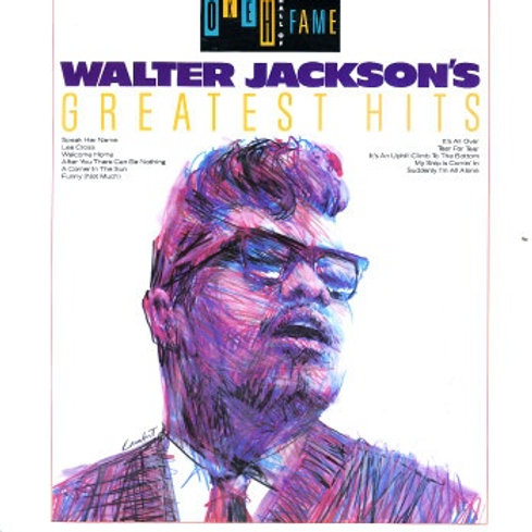 Walter Jackson's Greatest hits-CASSETTE