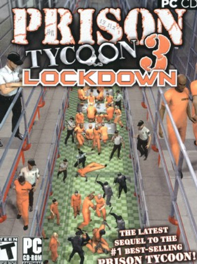 PRISON TYCOON 3/LOCKDOWN-PC
