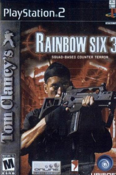 Rainbow Six 3 (Playstation 2 Game)