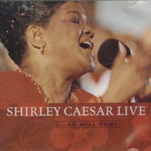 Shirley Caesar Live