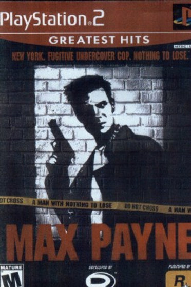 Max Payne (Playstation 2 Game)
