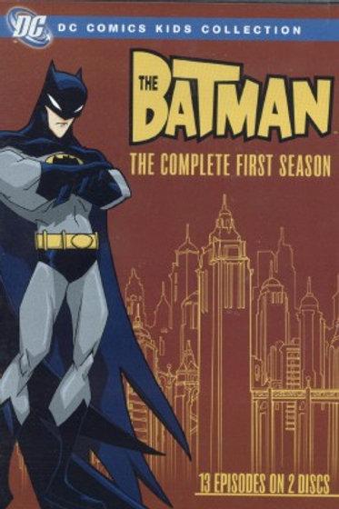 BATMAN THE COMPLETE FIRST SEASON-DVD