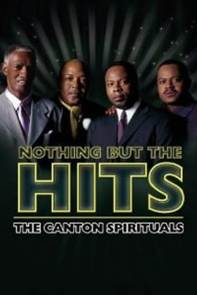 The Canton Spirituals: Nothing But the Hits-DVD