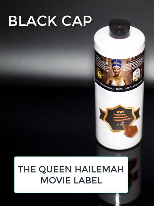 QUEEN HAILEMAH HIGH QUALITY SHAMPOO SOAP. (BLACK CAP)