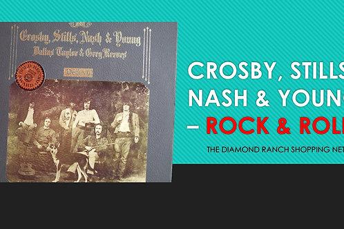 CROSBY, STILLS, NASH AND YOUNG