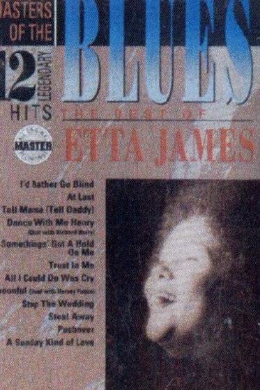 Etta James-CASSETTE