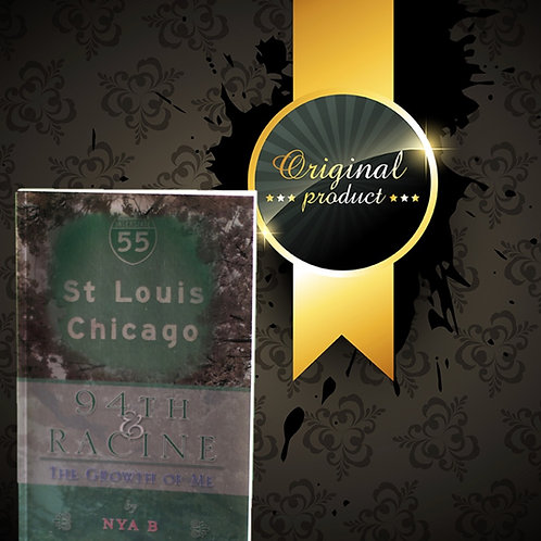 ST. LOUIS/ CHICAGO BY AUTHOR NYA B