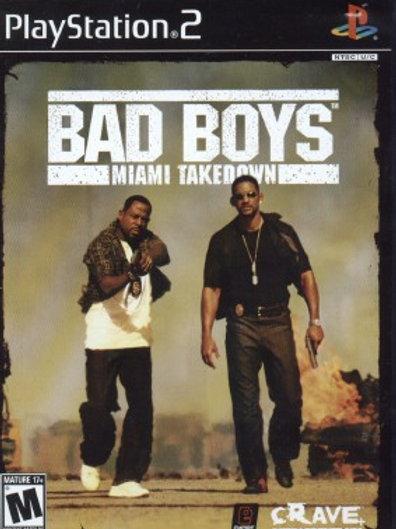 Bad Boys, Miami Take Down (Playstation 2 Game)