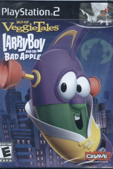 VEGGIE TALES PRESENTS - LARRY AND THE BAD APPLE -