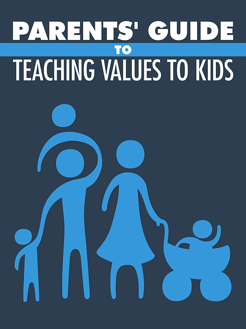 Parents' Guide to Teaching Values to Kids