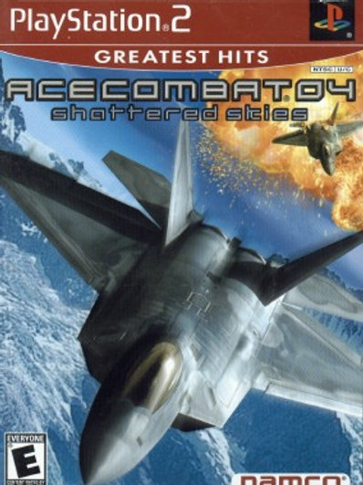 ACECOMBAT 04 (Playstation 2 game)