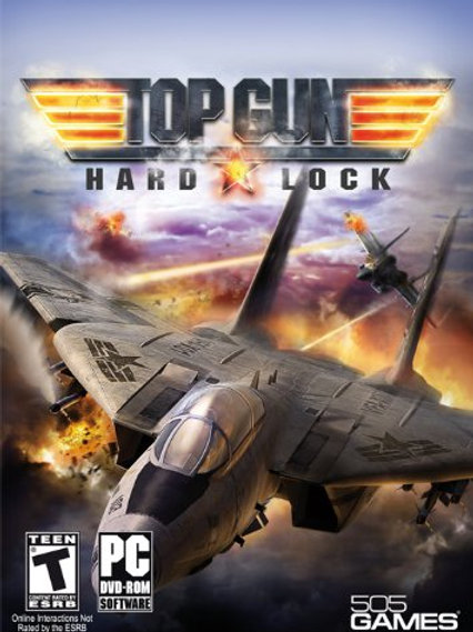 TOP GUN HARD LOCK P3 GAME