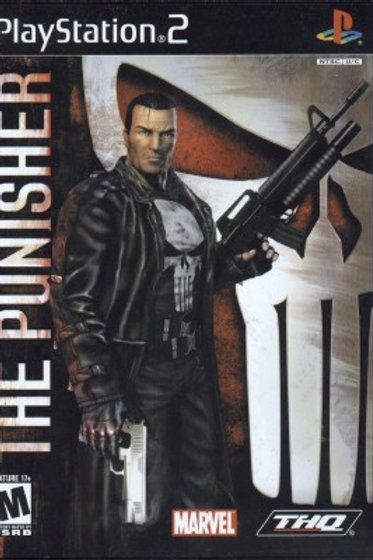 The Punisher (Playstation 2 Game)