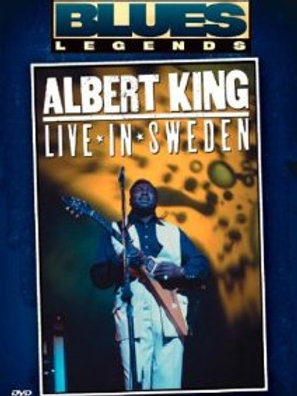 Blues Legends: Albert King - Live in Sweden-DVD