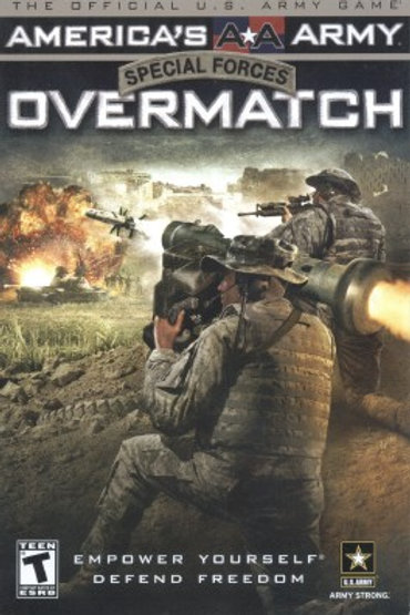 SPECIAL FORCES OVERMATCH - THE OFFICIAL U.S. ARMY