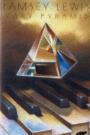 Ramsey Lewis Ivory Pyramid-CASSETTE